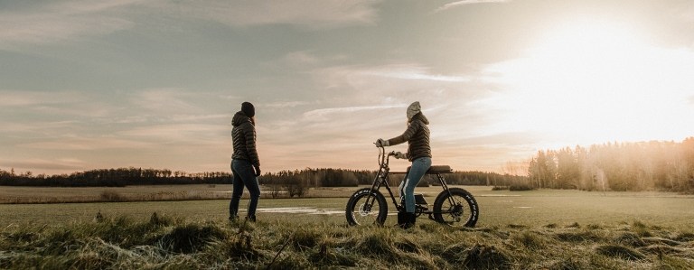 Bästa coolaste elcykel ecykel ebike limphoj urbantrail ebikes