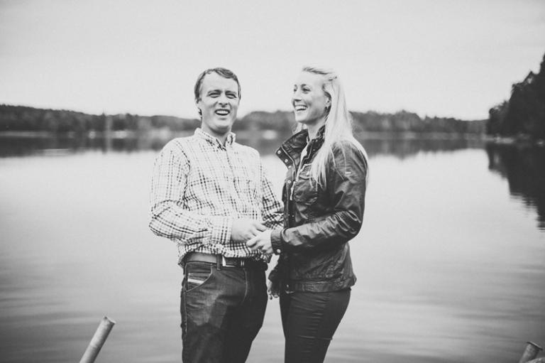 Bröllopsmöte Provfotografering Vidbynäs Gård Nykvarn Stockholms län Fotograf Henrik Mill Västerås