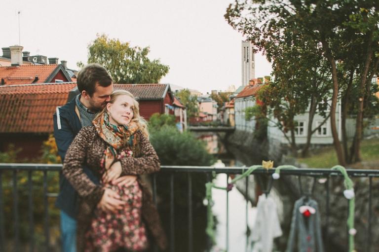 Provfotografering Anna och Fredrik