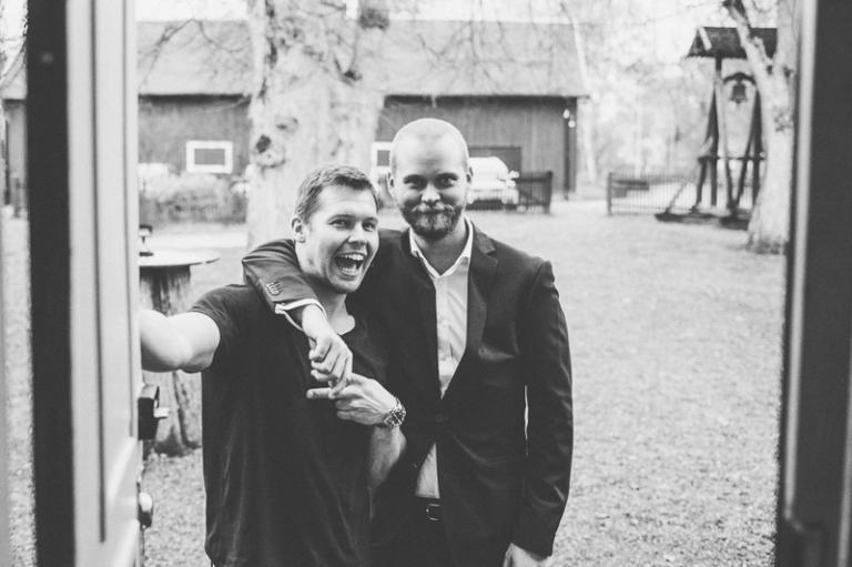 Anna och Fredrik Bröllop 2013