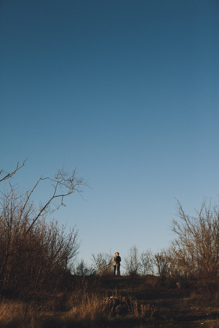 Stina och Henrik Provfotografering