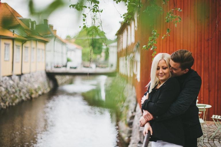 Provfotografering inför bröllop, Malin & Mathias från Hallstahammar i Västerås