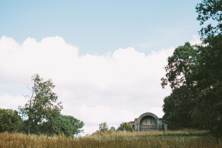 Grevens mausoleum Fotograf Henrik MIll Västmanland