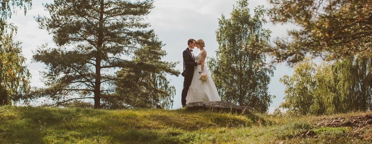 Bröllop Badelunda Västerås Bröllosfotograf Wedding Photographer Henrik Mill Sweden Sverige