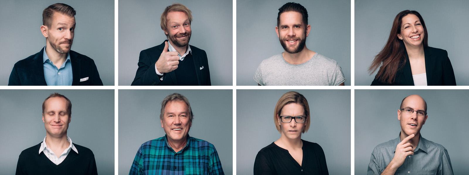 Alstra AB Stockholm Personalporträtt Fotograf Henrik Mill Västerås