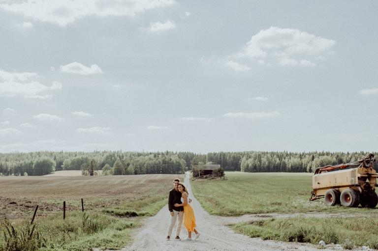 Bröllopsmöte fotografering innan bröllop Henrik Mill Västerås Fotograf Sverige Ramnäs Surahammar Sala Arboga Köping Örebro Uppsala