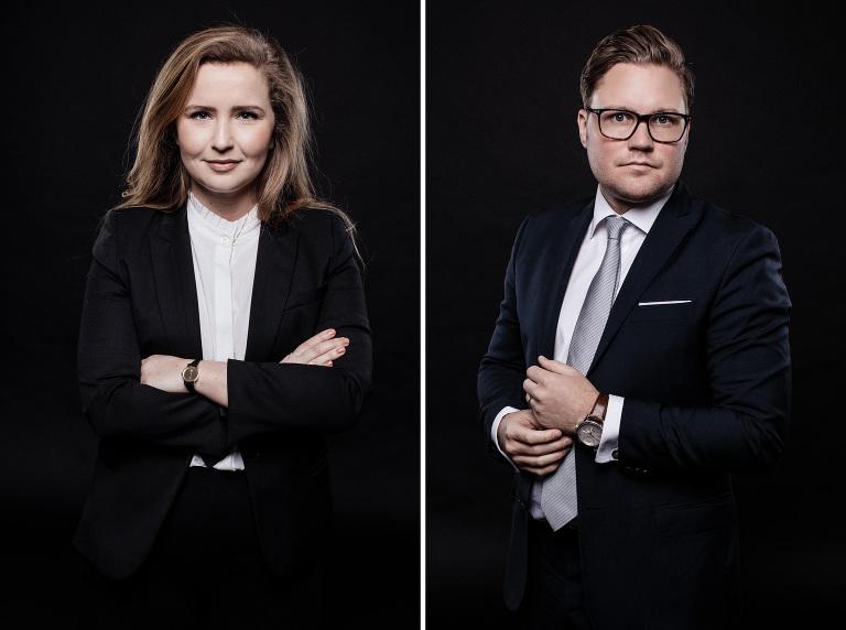 Advokatporträtt jurist Advokater Fotograf Henrik Mill Västerås