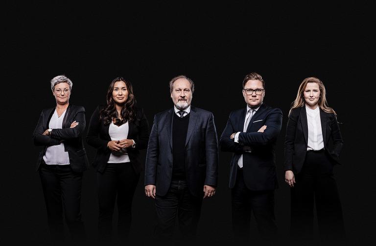 Advokaterna Krekola & Vannefjord Advokat Jurist Fotoraf Henrik Mill