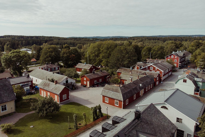 Grythyttans gästgivaregård Fotograf Henrik Mill Västerås
