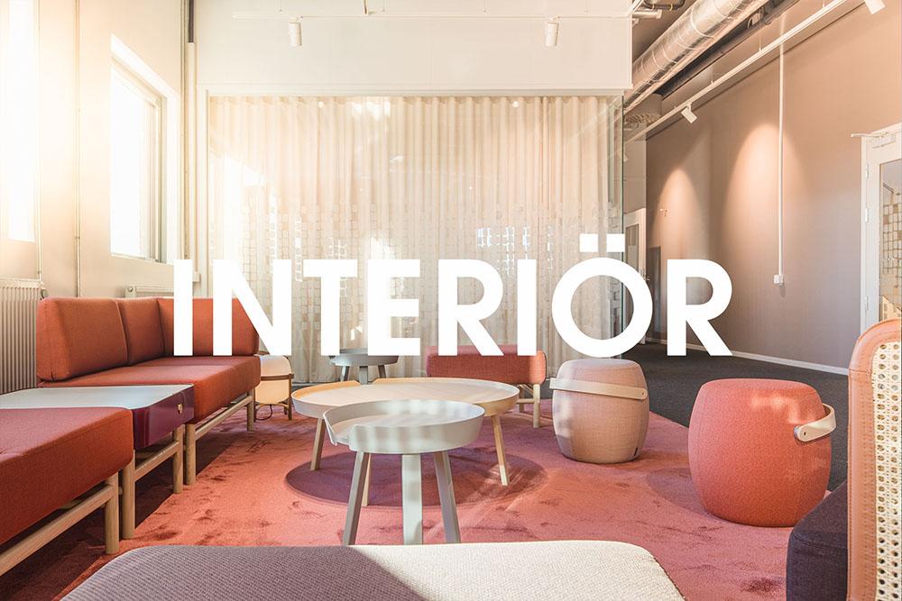 Fotograf Henrik Mill Interiör Interim arkitektur